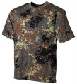 T-Shirt US Army - Flecktarn