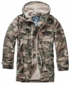 Brandit BW Parka - Light Woodland