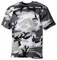 T-Shirt US Army - Urban