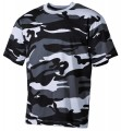 T-Shirt US Army - Blautarn