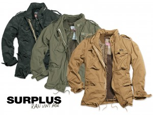 Kurtka M65 Regiment Parka SURPLUS 3w1 ( 2501 )