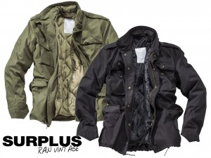Kurtka M65 Fieldjacket Surplus
