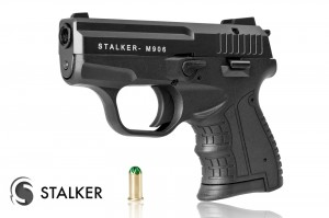 Pistolet alarmowy Stalker M906 kal. do 6 mm