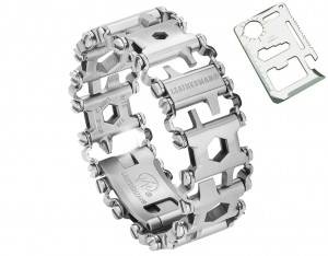 Bransoleta Leatherman Tread