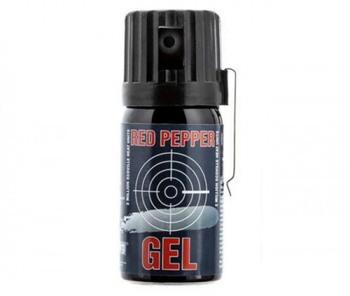 Gaz pieprzowy Sharg Graphite Gel 40 ml Cone
