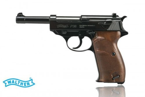 Walther P-38 4,5 mm KL