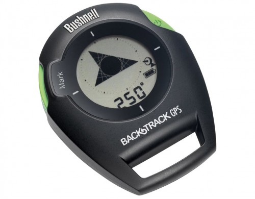 Bushnell Backtrack G2 Black/Green