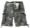 Surplus Vintage Shorts - Night Camo