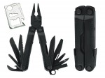 Multitool Leatherman Rebar Black