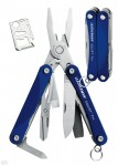 Multitool Leatherman Squirt PS4 Blue