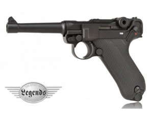 Pistolet wiatrówka P08 PARABELLUM Umarex Legends  Blow Back 4,5 mm