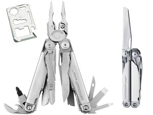 Multitool Leatherman Surge New
