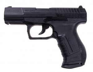 Pistolet GBB Walther P99 DAO (2.5684)