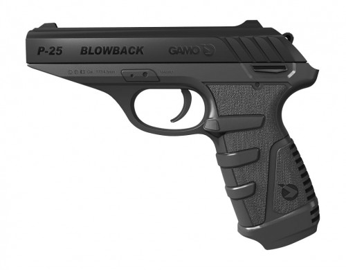 Gamo P-25 BlowBack 4,5mm